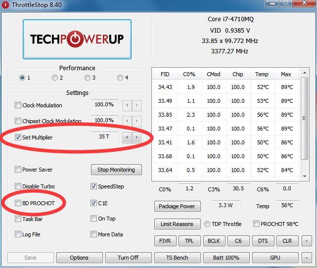 笔记本CPU降温打鸡血神器